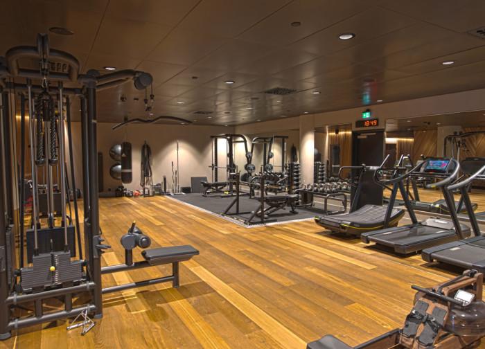 Gym At Six 4